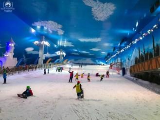 Montanha de Neve no Snowland nas Melhores Dicas de Gramado e Canela