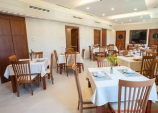 Restaurante no Check IN Villa Angelina em Melhores Dicas de Roma