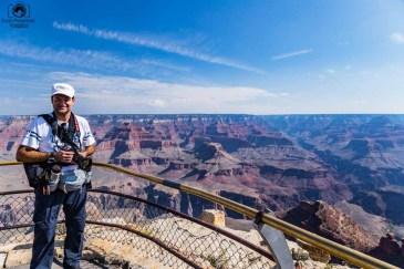 Outro Mirante no Grand Canyon, um dos Parques Nacionais
