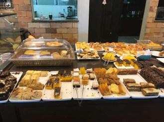 Buffet de Doces e Salgados no Amor & Canela em Joinville
