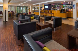 Lounge Holiday Inn em Onde Se Hospedar em Londres