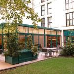 Área de Lazer do IBIS em o que fazer em Paris