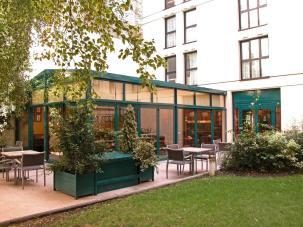 Área de Lazer do IBIS em viagem para Paris