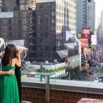 Terraça do Novotel Time Square em Onde Se Hospedar em Nova York