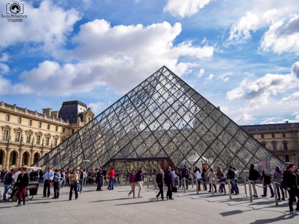 Museu do Louvre em O Que Fazer em Paris