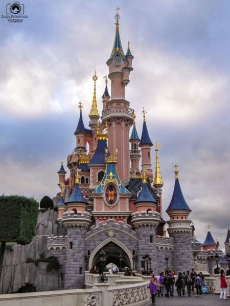 Castelo Encantado na Disneyland Paris