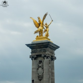 Pont Alexander III em Pontos Turísticos de Paris