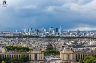 vista desde a Torre em o que fazer em Paris