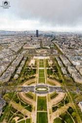 Campo de Marte em Onde se Hospedar em Paris