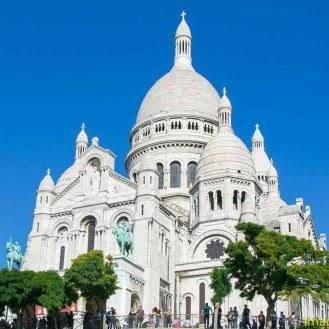 Igreja de Sacre Coeur em Roteiro de 5 dias em Paris