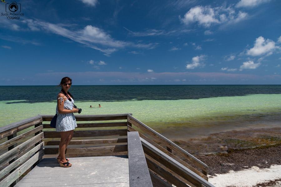 Bahia Honda State Park nos Florida Keys