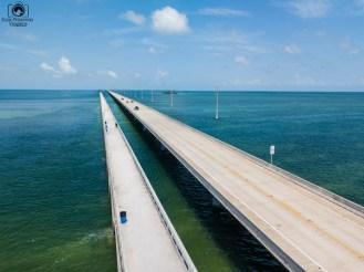 US1 rumo a Key West