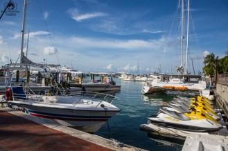 Marina em Key West