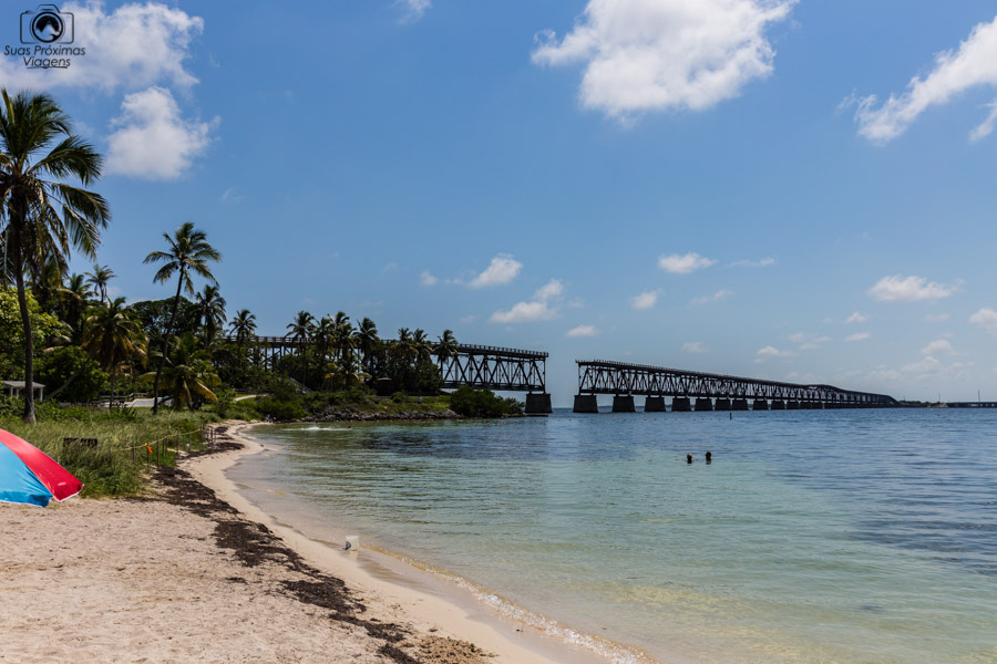 Bahia Honda SP rumo a Key West II