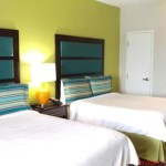 Suite Double Queen do Shephard's Resort em Onde Ficar em Clearwater