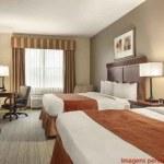 Quarto Double Queen do Country Inn em Onde ficar em Tampa