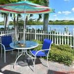 Varanda da Suite no Barefoot Beach Resort em Onde Ficar em Tampa