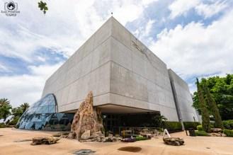 Entrada do Dali Museum em o que fazer em Tampa