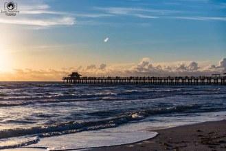 Pôr do Sol no Pier na Paradise Coast
