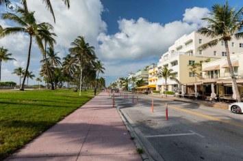 Ocean Drive Avenue em o que ver em Miami