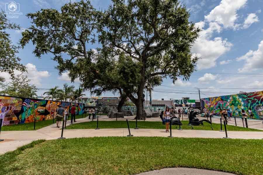 Praça Interna Wynwood Walls em o que fazer em Miami