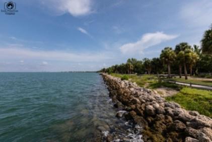 Doca do Bill Baggs State Park em O que fazer em Miami Florida