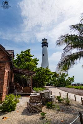 Cape Florida Lighthouse em o que fazer em Miami