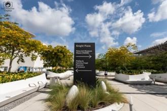 Museum Park em Miami Florida