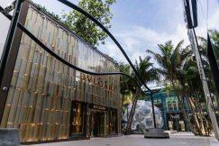Lojas da Design District em o que fazer em Miami