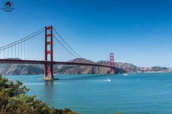 Golden Gate - Fort Point nas Melhores Dicas de San Francisco California