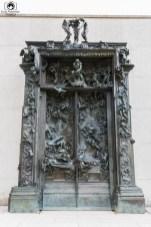 Porta do Inferno de Rodin em O Que Fazer em Paris