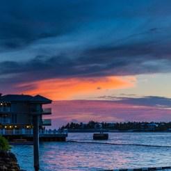 Golden Hour em Key West
