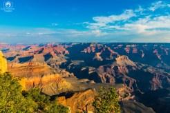 Amanhecer no Grand Canyon National Park
