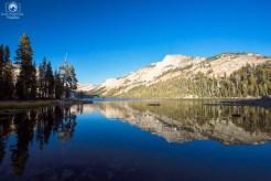 Tenaya Lake no Yosemite National Park