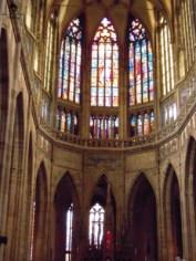 Interior da Catedral de São Vito