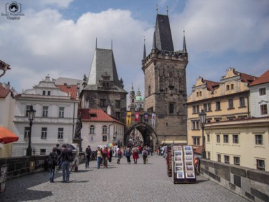 Torre da Pólvora em Praga