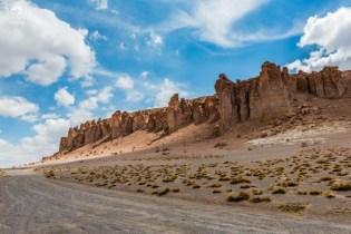 Catedrais do Salar de Tara no Roteiro Atacama