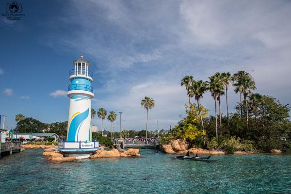 Seaworld nos Parques em Orlando