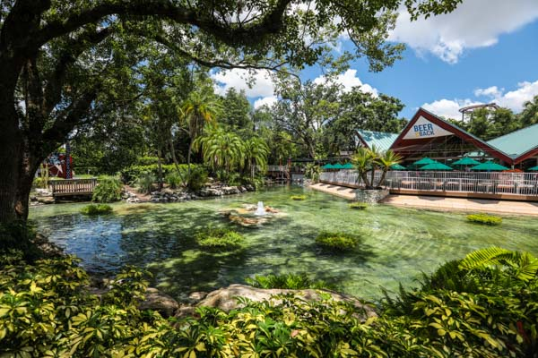 Festival Beer is Back do Busch Gardens nos Parques Orlando