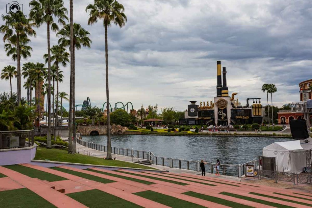 Um passeio pelo Universal City Walk em o que fazer em Orlando