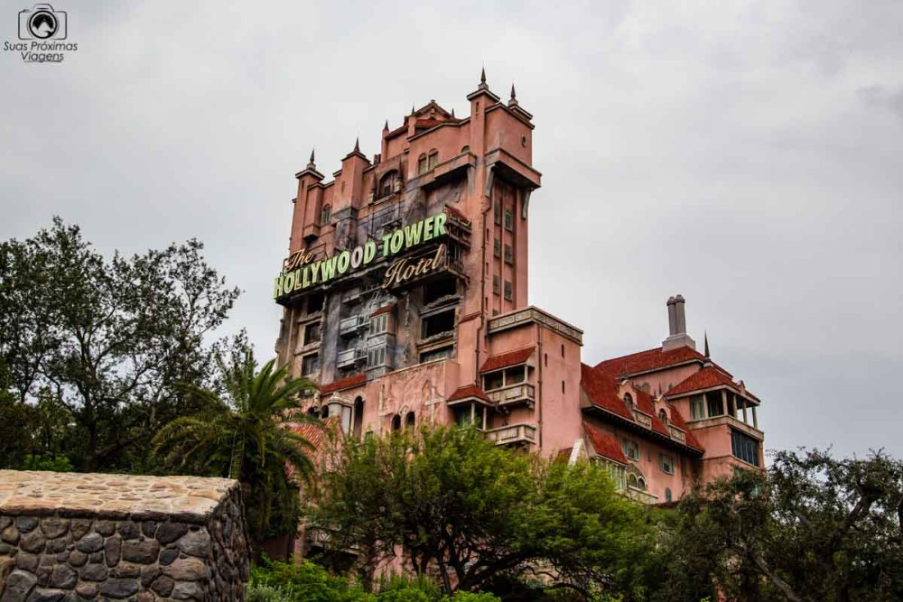 The Hollywood Tower Hotel no Hollywood Studios em O que fazer em Orlando