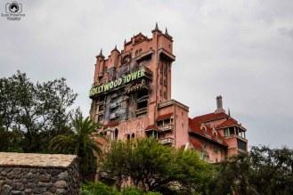 The Hollywood Tower Hotel no Hollywood Studios em O que fazer em Orlando