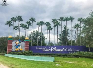 Entrado WDW Resort em onde se hospedar em Orlando