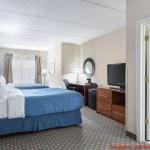 Quarto Queen do Quality Inn & Suites em Onde se hospedar em Orlando