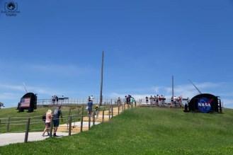 Local para observação dos Lançamentos no Kennedy Space Center