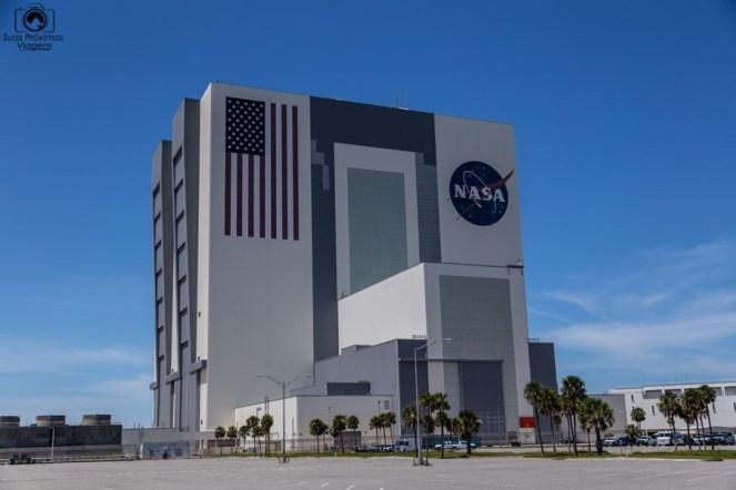 Edifício de Montagem dos Foguetes no Kennedy Space Center
