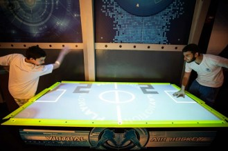 Futebol Virtual no Wonderworks