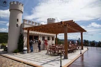 Imagem do Café Castelinho no mirante do Itapeva em Campos do Jordão Pontos Turisticos