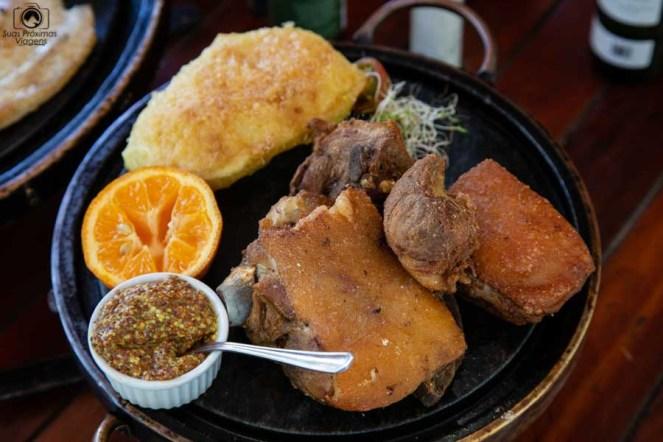 Imagem do Leitão à Pururuca da Casa Chica em Restaurantes em Campos do Jordão