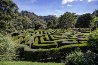 Imagem de Labirinto no Parque Amantikir em Campos do Jordão